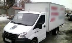 ГАЗ ГАЗель Next. Продается грузовой фургон Газель NEXT 2016, 2 800куб. см., 1 500кг.