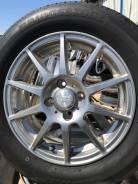 Stranger R15 4*100 5.5J et42 +185/65R15 Bridgestone nextry 2014. 5.5x15 4x100.00 ET42. Под заказ