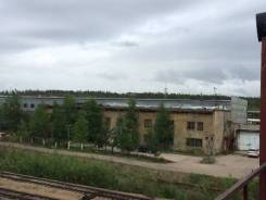 Производственные помещения в пгт Серебряный Бор в Нерюнгри. 1 588кв.м., промышленная зона, р-н п. Серебряный Бор