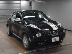 Nissan Juke. вариатор, передний, 1.5 (114л.с.), бензин, 28тыс. км, б/п. Под заказ