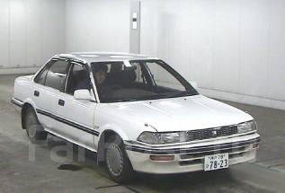 Toyota Corolla. AE91, 5AF