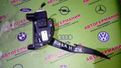 Педаль газа. Opel Astra, F69, F07, L35, L69, F08, F48, F70, F67, L48, L67 Opel Zafira, A Двигатели: Y17DT, Y22DTR, X18XE1, Z16XE, Z20LET, A17DTR, Z16X...