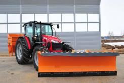 Massey Ferguson. Коммунальный трактор MF6713, 132 л.с. (97,1 кВт), В рассрочку