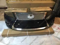 Бампер передний toyota Camry 40 ( Камри В стиле Lexus)