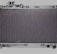 Радиатор охлаждения двигателя. Toyota Celica, ST202, ST202C, ST203, ST204, ST205 Toyota Curren, ST206, ST207, ST208 Toyota Carina ED, ST200, ST201, ST...