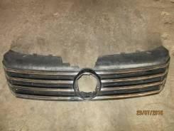 Решетка радиатора. Volkswagen Passat, 362, 365 Двигатели: BLS, BMP, BMR, BUZ, BWS