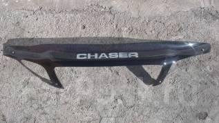 Дефлектор капота. Toyota Chaser, JZX100, JZX105 Двигатели: 1JZGE, 1JZGTE