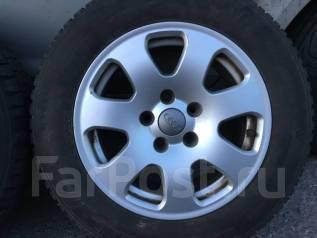"Колеса Audi 5x112 195/65R15 VW Passat Golf Skoda. 6.0x15"" 5x112.00 ET39 ЦО 57,1мм."