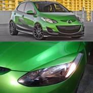 Накладка на фару. Mazda: Atenza, Mazda3, Mazda6, Demio, RX-8, Tribute, Axela, Capella Двигатели: BLA2Y, ZJVE, B3ME, B5E, B5ME, ZJVEM, ZYVE, 13BMSP