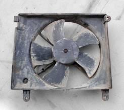 Вентилятор охлаждения радиатора. Chevrolet Lanos Двигатели: L13, L43, L44, LV8, LX6