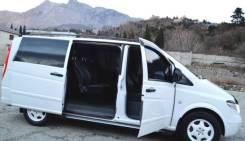 Mercedes-Benz Vito. С водителем