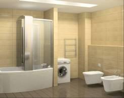 Ремонт квартир, санузлов, ванных комнат. Обои, кафель, ламинат