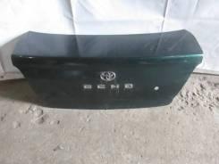Крышка багажника. Toyota Echo, NCP12 Двигатель 1NZFE