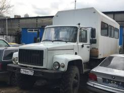 ГАЗ-33081. Автобус вахтовый 20 мест базе ГАЗ 33081 4х4 (2015 г), 4 750куб. см., 20 мест