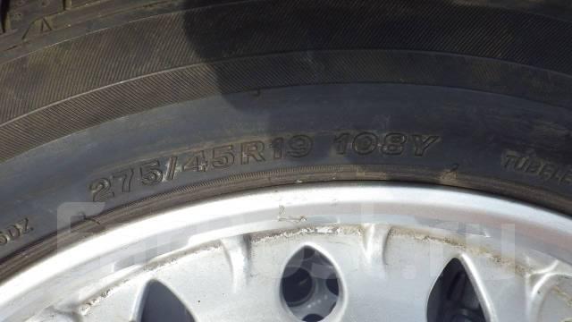Bridgestone. Летние, 2005 год, без износа, 2 шт