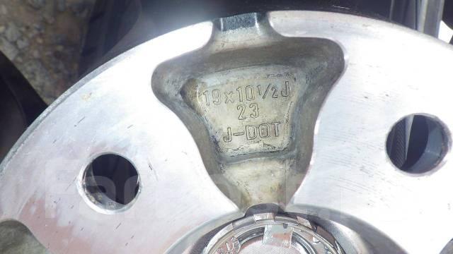 "Летние колеса R19 Z370 Nismo. 9.5/10.5x19"" 5x114.30 ET45/23"
