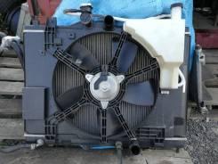 Радиатор охлаждения двигателя. Nissan: Wingroad, Bluebird Sylphy, Tiida Latio, AD, Tiida, Latio Двигатели: HR15DE, CR12DE