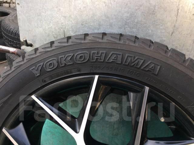 Yokohama Geolandar I/T. Зимние, без шипов, 2013 год, 10%, 4 шт