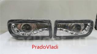 Лампа светодиодная. Toyota Land Cruiser, FZJ100, FZJ105, HDJ100, HDJ100L, HDJ101K, HZJ105, HZJ105L, HZJ71, HZJ71V, HZJ74, HZJ74K, HZJ74V, HZJ76, HZJ76...