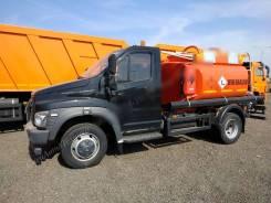 ГАЗ ГАЗон Next. Автотопливозаправщик Газ Next цистерна 4.9м3 ГРАЗ 36139-0000011, 4 430куб. см., 5 000кг.
