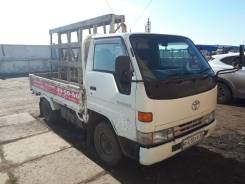 Toyota ToyoAce. Toyota Toyoace, 3 400 куб. см., 2 500 кг.