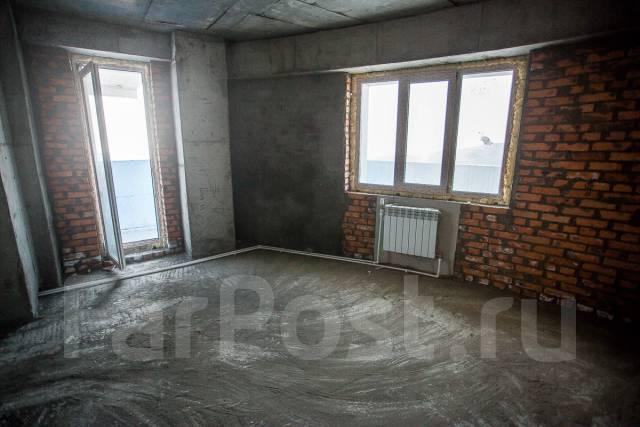 2-комнатная, улица Сабанеева 14в. Баляева, застройщик, 73кв.м.