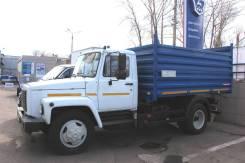 ГАЗ 3309. ГАЗ-3309 самосвал, 4 400куб. см., 4 090кг., 4x2