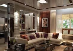 1-комнатная, улица Нахимова 8. водоканал, агентство, 37кв.м. Дизайн-проект