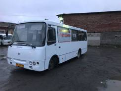 Isuzu Bogdan. Aвтобус Богдан, 4 600куб. см., 26 мест