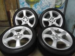 """Продам Стильные колёса Subaru Legacy+Лето Жир 215/45R17Prius. 7.0x17"""" 5x100.00 ET55"""