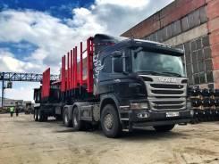 Scania P440. Скания P440 6x4, 13 000куб. см., 30 000кг.