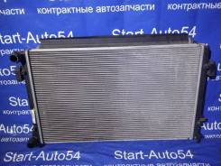 Радиатор охлаждения двигателя. Volkswagen Passat, 3C2, 3C5 Volkswagen Passat CC, 357 Skoda Superb, 3T4, 3T5 Двигатели: AXX, AXZ, BKC, BKP, BLF, BLP, B...