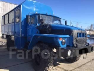Урал 32552. Продам автобус -01, 11 112куб. см.