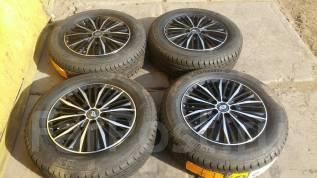 Комплект новых колёс. 6.0x15 5x100.00 ET45 ЦО 67,1мм.