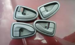 Ручка двери внутренняя. Hyundai Accent, LC, LC2 Двигатели: D3EA, G4EA, G4EB, G4ECG, G4EDG, G4EK