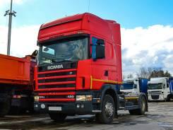 Scania R420. Седельный тягач 2004 г/в, 11 700куб. см., 18 000кг.