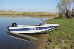 Ока-4. 1988 год год, длина 4,25м., двигатель подвесной, 30,00л.с., бензин