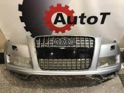Бампер. Audi Q7, 4LB Двигатель BAR
