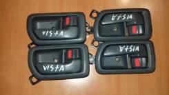 Ручка двери внутренняя. Toyota: Vista, Caldina, Camry, Curren, Carina ED, Corona Exiv Двигатели: 3CT, 3SFE, 4SFE, 2C, 2CT, 3CE, 3SGE, 5EFE, 7AFE
