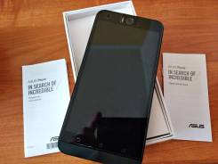 Asus ZenFone Selfie. Б/у, 16 Гб, Серебристый, Черный, 3G, 4G LTE, Dual-SIM