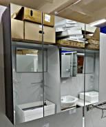 Шкафы для ванной.