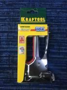 Степлер строительный Kraftool, регулировка силы удара, тип 53 скобы : 6-14мм во Владивостоке в наличии