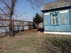 Продается дом с большим земельным участком в с. Галенки. Ул. Советская, р-н Октябрский, площадь дома 45кв.м., скважина, электричество 10 кВт, отопле...