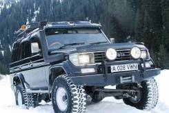 Шноркель. Toyota Land Cruiser Toyota Land Cruiser Prado