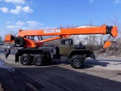 Клинцы КС-55713-3К-3. Продам кран УРАЛ , 25 000кг., 28м.