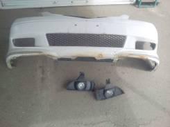 Бампер. Mazda MPV Двигатели: GY, GYDE