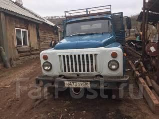 ГАЗ 53. Продается грузовой-бортовой , 4 000кг.