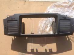 Консоль панели приборов. Toyota Corolla Fielder, ZZE123, ZZE123G