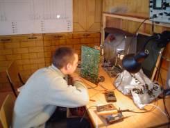 Радиомеханик. ИП Иванов. Сидоренко