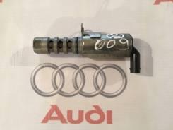 Соленоид изменения фаз распредвала. Audi: Coupe, A6 allroad quattro, A8, Q5, A5, A4, S6, Quattro, S8, A6, S5 Двигатели: ASB, AUK, BPP, BVJ, CAJA, CDYA...